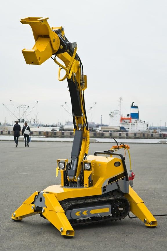 Автономный исследовательский робот