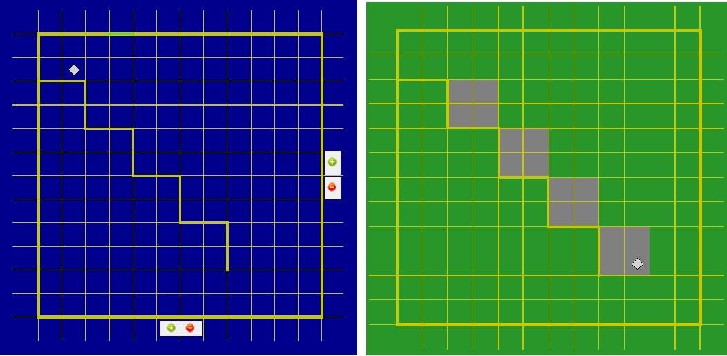 Решение задачи с исполнителем робот из егэ задачи и решение в турбо паскаль